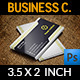 Corporate Business Card Vol.19 - GraphicRiver Item for Sale