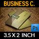 Shop / Market Business Card - GraphicRiver Item for Sale