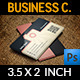 Photographer Business Card Vol. 2 - GraphicRiver Item for Sale