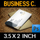 Corporate Business Card Vol.14 - GraphicRiver Item for Sale