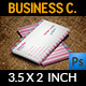 Candy Business Card - GraphicRiver Item for Sale