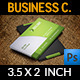 Corporate Business Card Vol.18 - GraphicRiver Item for Sale