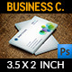 Corporate Business Card Vol.17 - GraphicRiver Item for Sale