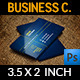 Communication Technology Business Card - GraphicRiver Item for Sale