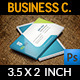 Corporate Business Card Vol.12 - GraphicRiver Item for Sale