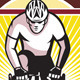 Riding Cyclist Front - GraphicRiver Item for Sale