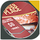 Fast Food Flyer 1 - GraphicRiver Item for Sale