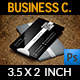 Scientific Business Card - GraphicRiver Item for Sale