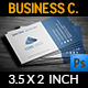 Classic Business Card v4 - GraphicRiver Item for Sale