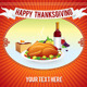 Thanksgiving Vertical Background Template - GraphicRiver Item for Sale