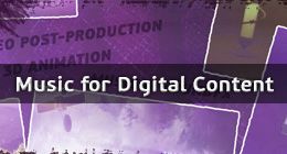 Music for Digital Content