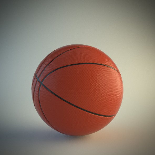 Basketball - 3DOcean Item for Sale