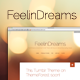 FeelinDreams — Retina & Responsive Tumblr Theme Nulled