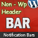 Non Wp Header Bar - CodeCanyon Item for Sale