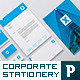 Stationary and Corporate Identity Kit - GraphicRiver Item for Sale