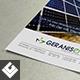 Square Bi-Fold Brochure Mock-Up - GraphicRiver Item for Sale