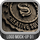 Photorealistic Logo Mock-Ups Vol.1  - GraphicRiver Item for Sale