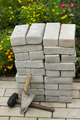 Paving stones in a pile - PhotoDune Item for Sale