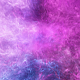 Travel Through Abstract Colorful Blue and Purple Space Nebula - VideoHive Item for Sale