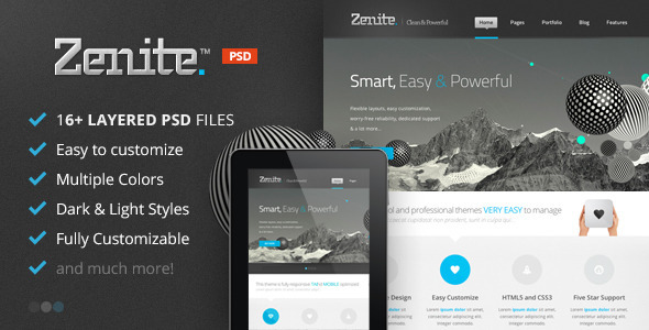 Zenite - PSD