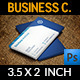 Corporate Business Card Template Vol.35 - GraphicRiver Item for Sale