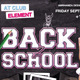 Back to School Party Flyer Poster  - GraphicRiver Item for Sale