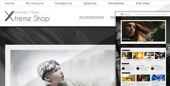 Xtreme Shop - OpenCart eCommerce