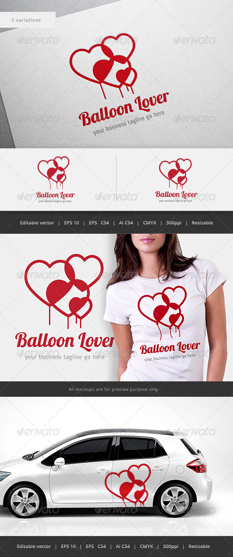 Balloon Lover Logo