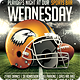 Football Night Flyer Template - GraphicRiver Item for Sale
