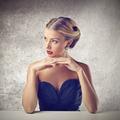 Blonde Elegance
