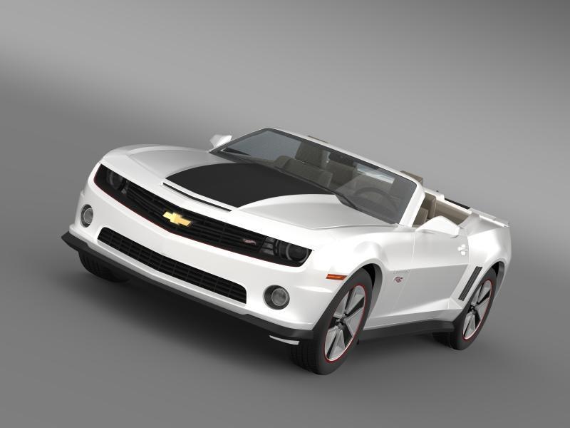 Chevrolet Camaro 2013 HotWheels SE Convertible