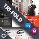 Rent A Car Tri-Fold Template - GraphicRiver Item for Sale