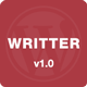 Writter - A Modern Grid Based Mobile Theme Nulled