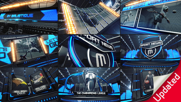 Broadcast Design Sport Id By Balistique Videohive