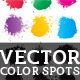 Vector Color Spots - GraphicRiver Item for Sale