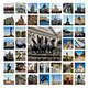Centered Photocollages Automated Templates - GraphicRiver Item for Sale