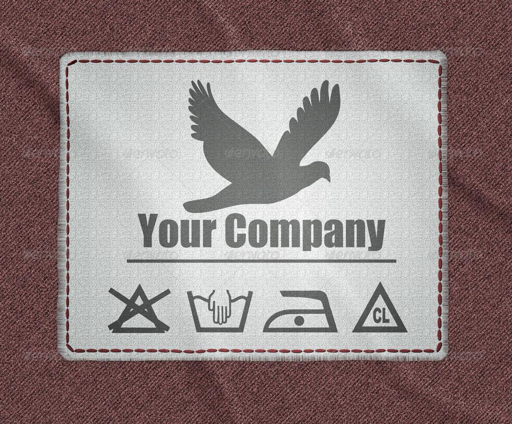 Klamotten Label