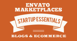 Blogs and eCommerce Templates for Startups
