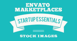 Stock Images and Print Templates for Startups