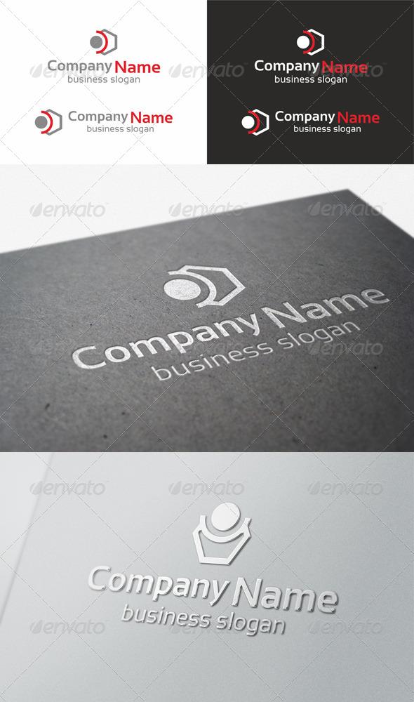 Minimal Vector Logo - Abstract Logo Templates