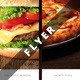 Flyer For Restaurand Or Fast Food - GraphicRiver Item for Sale
