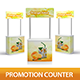 Promotion Stand Mockup - GraphicRiver Item for Sale