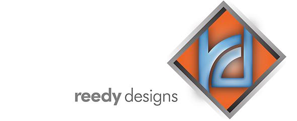 Reedy designs logo 590x242