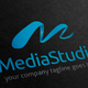 Media Studio Letter M Logo - GraphicRiver Item for Sale