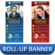 Corporate Roll-up Banner Vol 2 - GraphicRiver Item for Sale