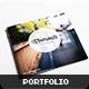 Square Catalog/Portfolio Template - GraphicRiver Item for Sale