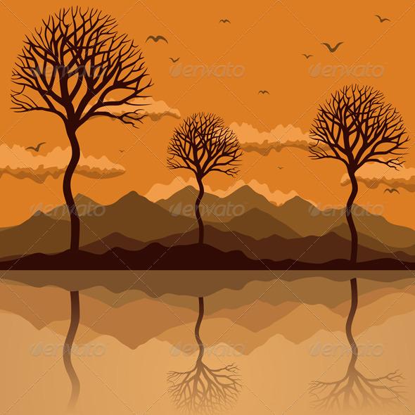 Lakes2 - Landscapes Nature