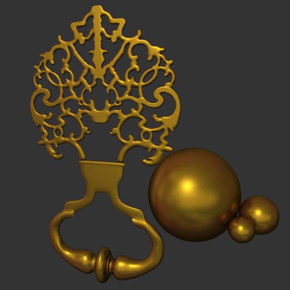 Gold Shader Maya - 3DOcean Item for Sale