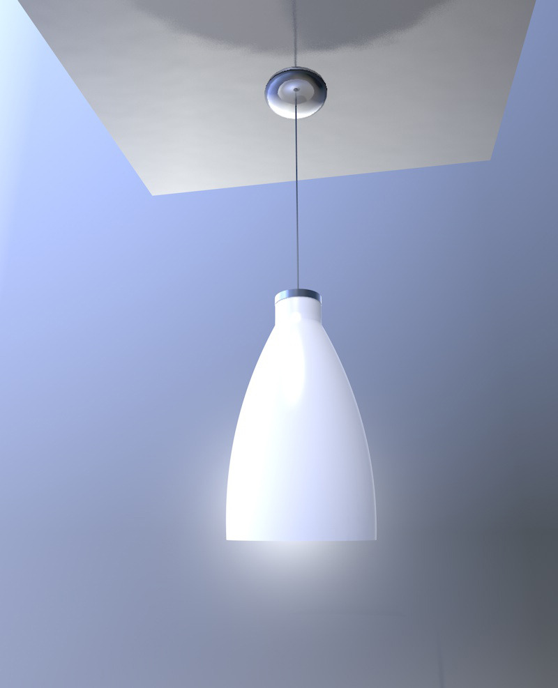 Tunnel light with Light Switch