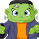 Frankenstein Kid - GraphicRiver Item for Sale